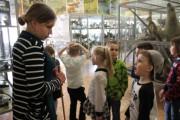 В зоологическом музее и ботаническом саду ВГСПУ проходят экскурсии для школьников
