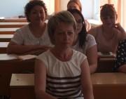 Преподаватели ВГСПУ участвуют в оценке профессиональных компетенций студентов Гродненского государственного университета (республика Беларусь)