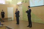 С приветственным словом к участникам и гостям фестиваля обратился ректор ВГСПУ Н.К. Сергеев