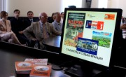 В ВГСПУ состоялось заседание круглого стола «Сталинград в судьбе Франции»