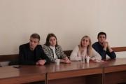 В ВГСПУ вспоминали комсомольскую юность