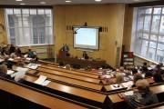 Итоги научно-исследовательской работы вуза в 2018 году подвели на очередном заседании ученого совета