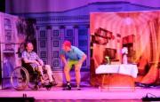 «Я мечтаю летать» - на сцене ВГСПУ состоялась премьера социального спектакля