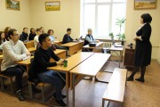Выпускники ВГСПУ знакомятся с работодателями