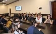 Для школьников из Старой Полтавки провели экскурсию по ВГСПУ