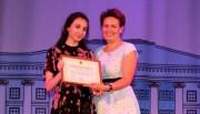 ВГСПУ чествует лучших выпускников