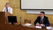 На заседании Ученого совета ВГСПУ обсудили итоги и перспективы научной деятельности вуза