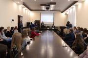 Руководитель Россотрудничества Элеонора Митрофанова в рамках официального визита в Волгоградскую область посетила ВГСПУ