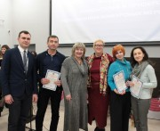 Специалистов ВГСПУ наградили грамотами и благодарственными письмами
