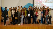 Студенты факультета исторического и правового образования