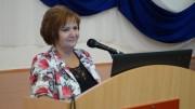 Заслуженный учитель РФ Е.Н. Сорокина, гимназия №13