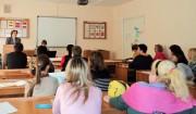 Региональный научно-методический семинар на факультете исторического и правового образования ВГСПУ