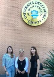 Студенты ВГСПУ прошли стажировку в Италии