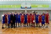 Матч всех звезд объединил лучших баскетболистов Волгоградской области