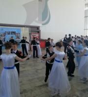 Представители Центра Духовно-нравственного воспитания ВГСПУ были приглашены на кадетский бал и концерт, организованные Центром православной культуры «Умиление»