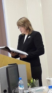 Преподаватель ВГСПУ защитила докторскую диссертацию