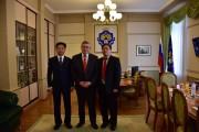 Делегация Посольства КНР посетила ВГСПУ