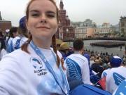 Студенты ВГСПУ принимают участие в организации парада Победы на Красной площади