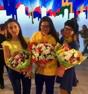 Команда ВГСПУ «Сборная по кёрлингу» прошла в четвертьфинал Официальной лиги Международного союза КВН Кавказ