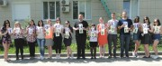 Студенты-волонтеры ВГСПУ приняли участие во Всероссийской акции «Минута телефона доверия»