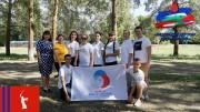 Сотрудники ВГСПУ провели встречу со студентами-практикантами в Ольховском районе на базе детского оздоровительного лагеря «Альтаир»