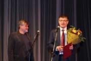 Ректор ВГСПУ поздравил лицей № 5 с 90-летием