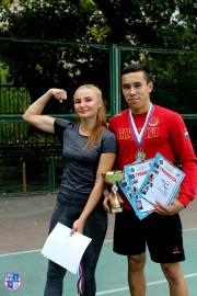 В ВГСПУ завершился «Кубок первокурсников» по легкой атлетике