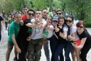 В ВГСПУ определили команды марафонцев!