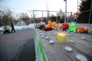 Студенты ВГСПУ почтили память погибших в городе Кемерово