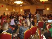 Рабочий момент конференции