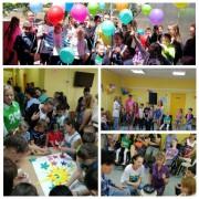Ко Дню защиты детей студенты-волонтеры факультета социальной и коррекционной педагогики ВГСПУ подготовили и провели ряд мероприятий