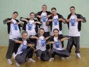 Сборная команда ВГПУ по фитнес-аэробике «Наш стиль»
