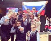 Команда «Наш стиль» подтвердила статус одного из сильнейших танцевальных коллективов Европы.
