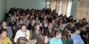 Факультет ДиНО встретил будущих абитуриентов