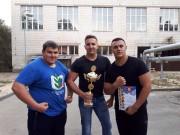 Студенты ВГСПУ  стали призерами по итогам спартакиады общежитий вузов Волгограда