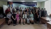 Участники научно-методического совета специалистов по дошкольному образованию г. Волгограда