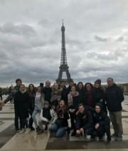 Молодежная антреприза ВГСПУ «ART-Шанс» приняла участие в международном конкурсе во Франции