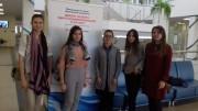 Студенты ВГСПУ работают волонтерами на V международном форуме общественной дипломатии