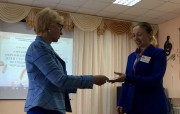Кафедра педагогики дошкольного образования ВГСПУ стала соорганизатором методического семинара в Среднеахтубинском районе