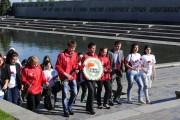 Из Волгограда увезли «Пламя Победы» в Тулу