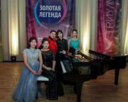 Студентки Института художественного образования ВГСПУ стали лауреатами  Международного конкурса-фестиваля