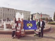 Студенты ВГСПУ представили вуз на международном студенческом фестивале