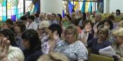 Представители ВГСПУ приняли участие  в VII пленуме Обкома Профсоюза образования