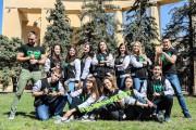 В День России студенты ВГСПУ стали активными участниками торжественных мероприятий