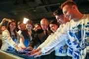 Студенты ВГСПУ приняли участие в праздновании 75-й годовщины победы в Сталинградской битве