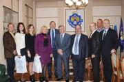 ВГСПУ посетила делегация Луганского национального университета им. Тараса Шевченко