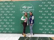 Студентки ВГСПУ – участницы форума Евразия Global
