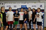 В ВГСПУ прошёл отборочный этап Чемпионата АССК по стритболу среди девушек