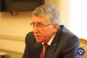 Николай Константинович Сергеев стал почетным гражданином Волгоградской области