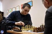 В ВГСПУ прошла Спартакиада факультетов и институтов ВГСПУ по шахматам